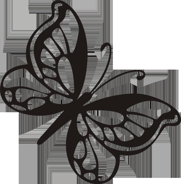 Schmetterling -018
