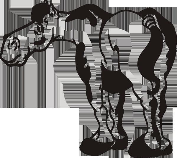 Lustiges Pferd -001