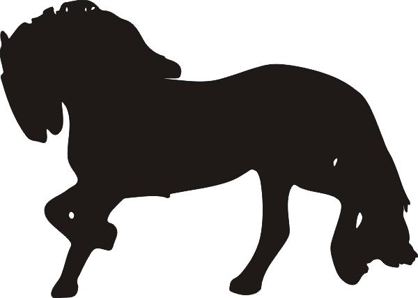 Pferd -011