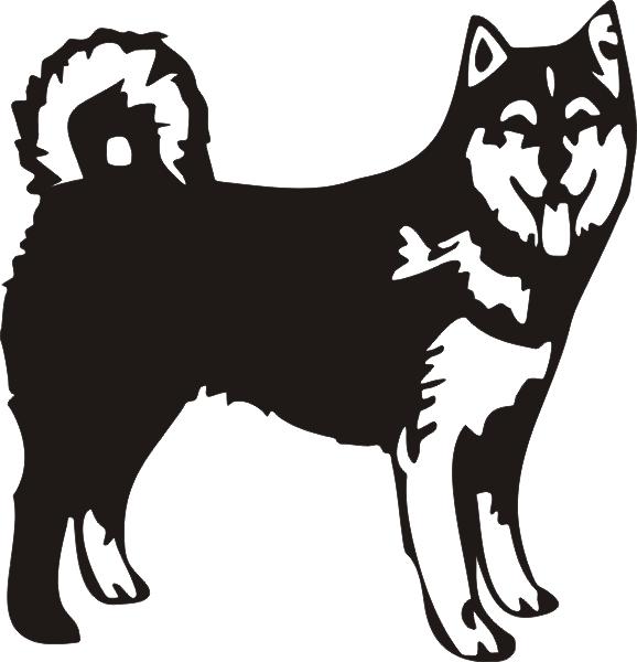 Hundeaufkleber -013