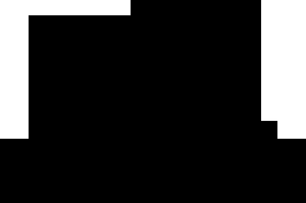 Aufkleber Hirsch -04