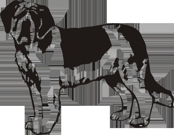 Hundeaufkleber -020