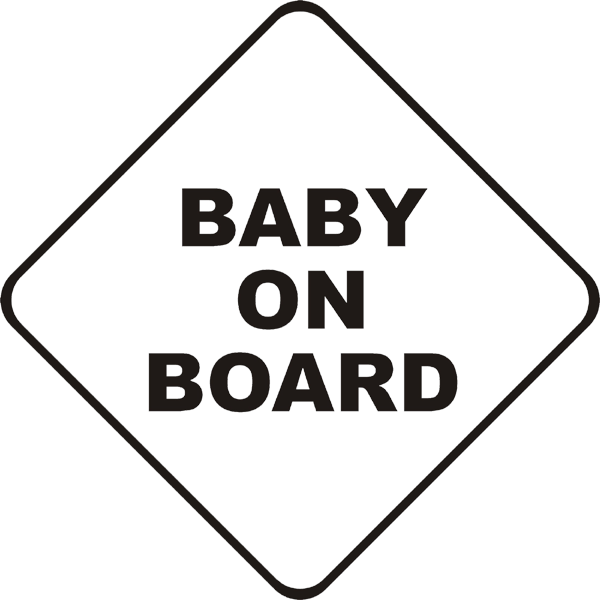 Baby on board  -002