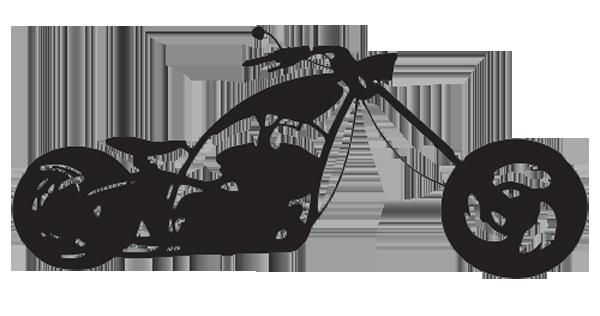 Motorrad-Aufkleber