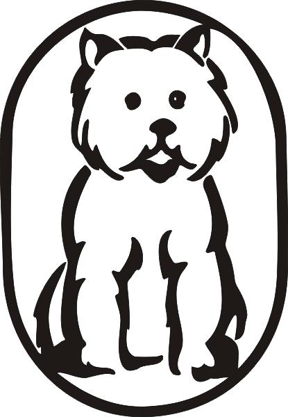 Hundeaufkleber -011