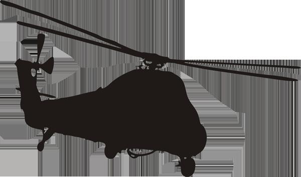Helikopteraufkleber -006