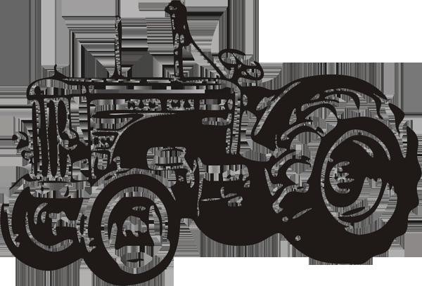 Traktor -002